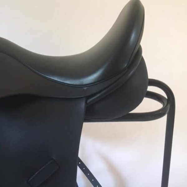 Saddles with Short Panels