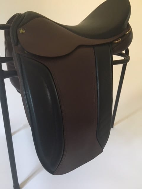 Ideal Finesse Show Saddle 17 1/2″ W £895