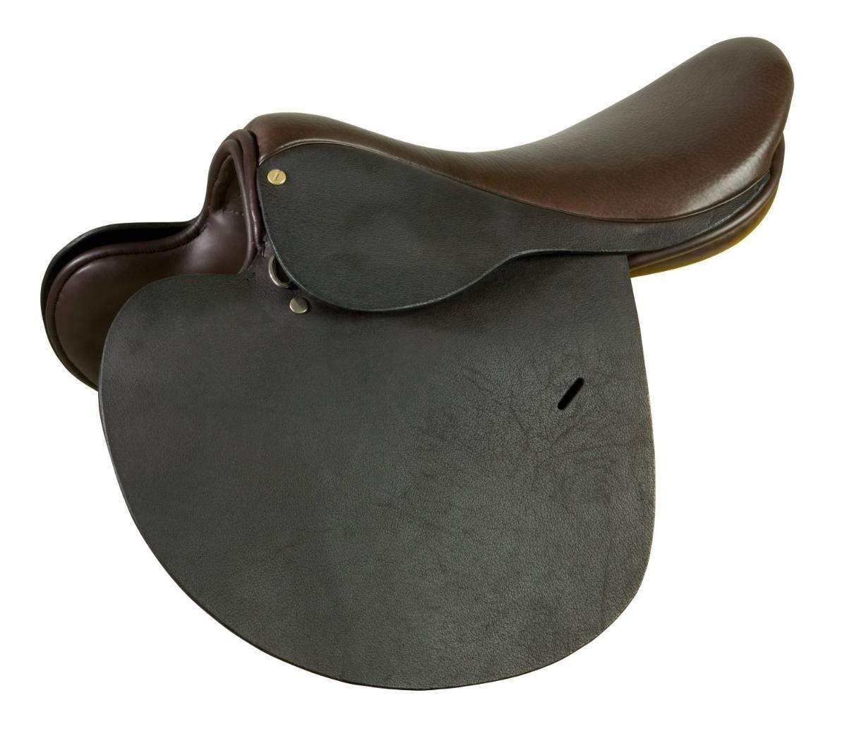 Leather Exercise Racing Horse Saddle